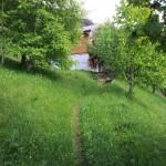 Ons huisje in Villard-Reymond