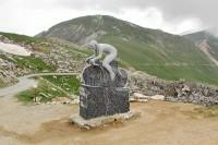 Pantani monument - Colle dei Morti